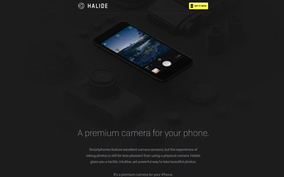Halide.CAM - .CAM Domain