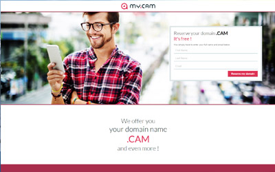 My.CAM - .CAM Domain
